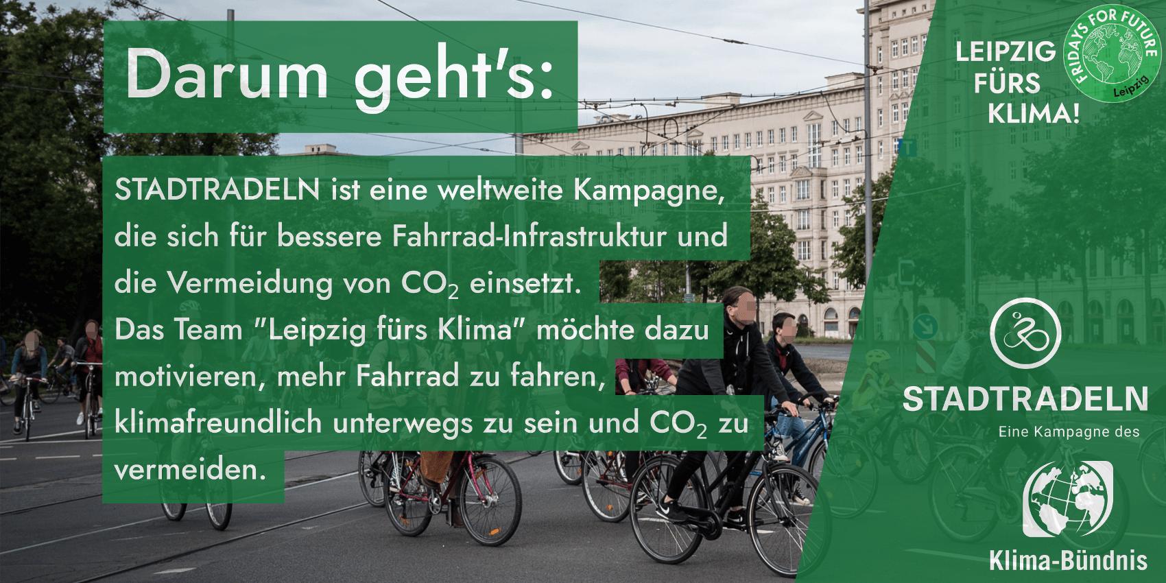 Stadtradeln Leipzig 2020