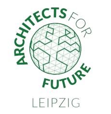 Architects for Future Leipzig Logo