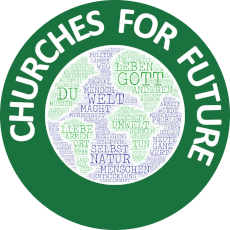 Churches for Future Leipzig Logo