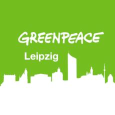 Greenpeace Leipzig Logo