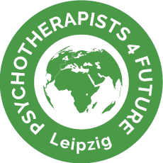 Psychotherapists for Future Leipzig Logo