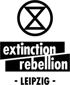 Extinction Rebellion Leipzig Logo