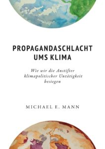 Buchcover Propagandaschlacht ums Klima